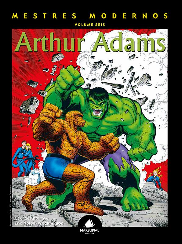 Mestres Modernos – Volume 6 – Arthur Adams