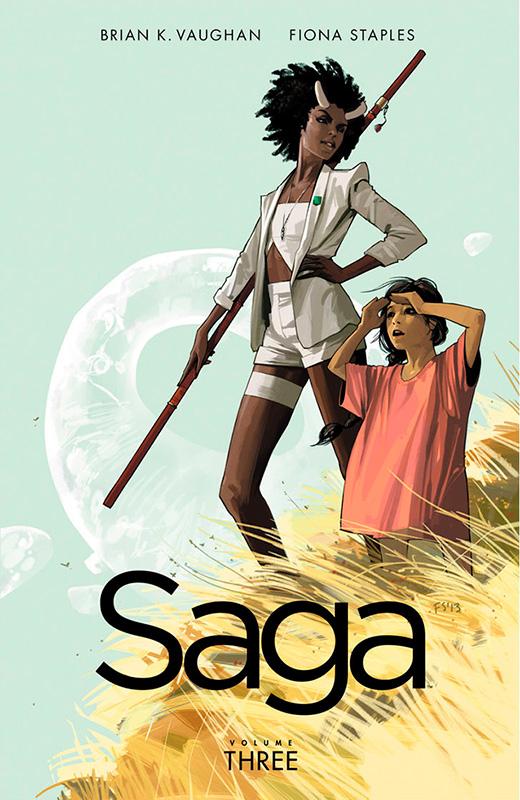 Saga - Volume Três