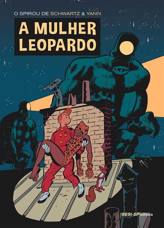Spirou – A mulher leopardo
