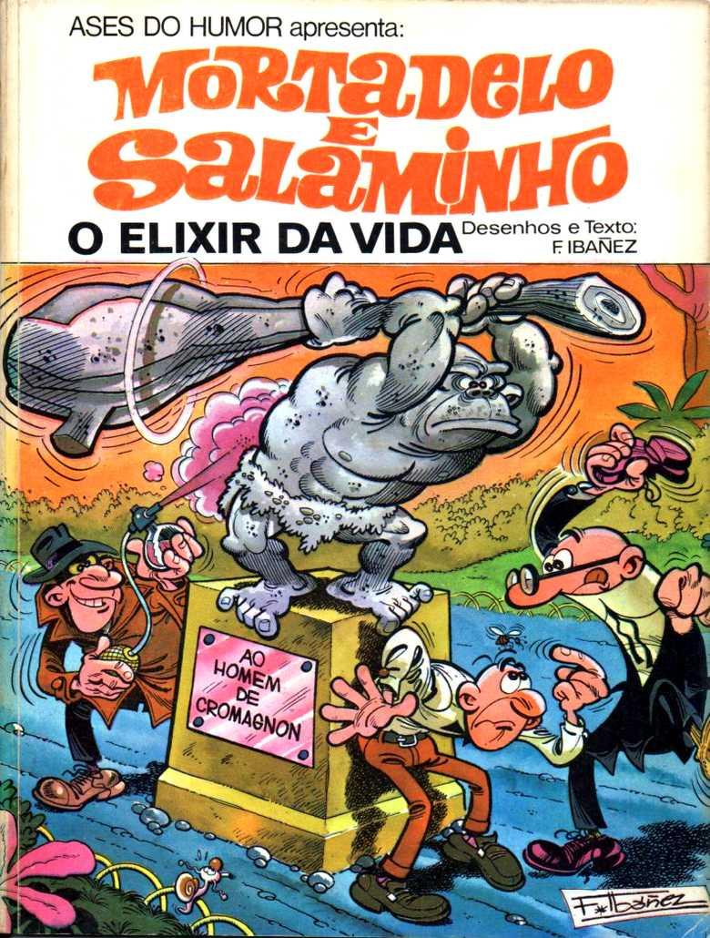 Mortadelo E Salaminho Pdf