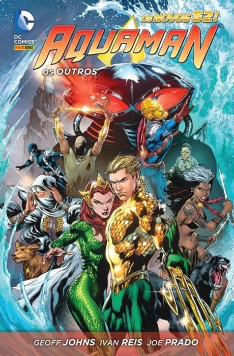 Aquaman – Os Outros