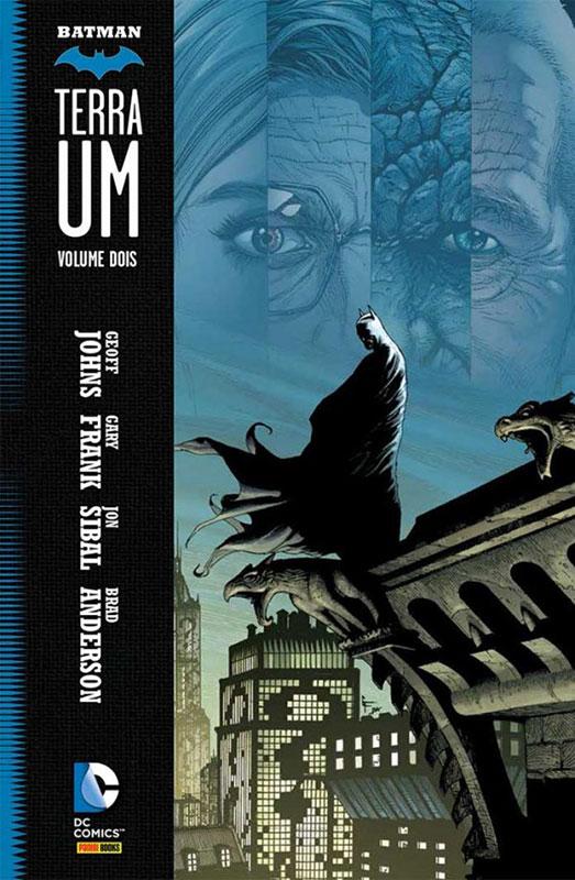 Batman Terra Um – Volume 2