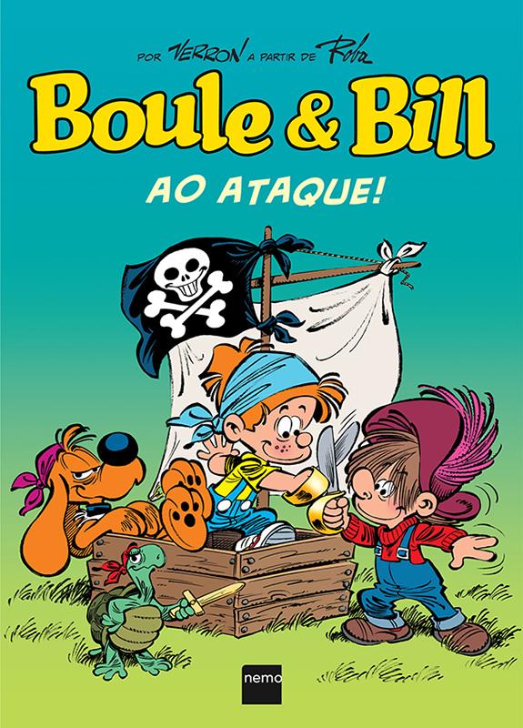 Boulle & Bill – Ao ataque!