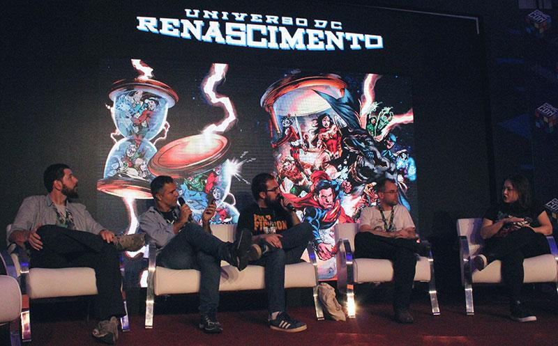 Universo DC - Renascimento