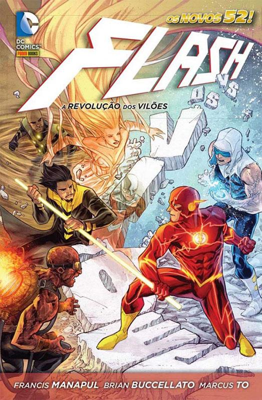 Flash – A revolução dos vilões