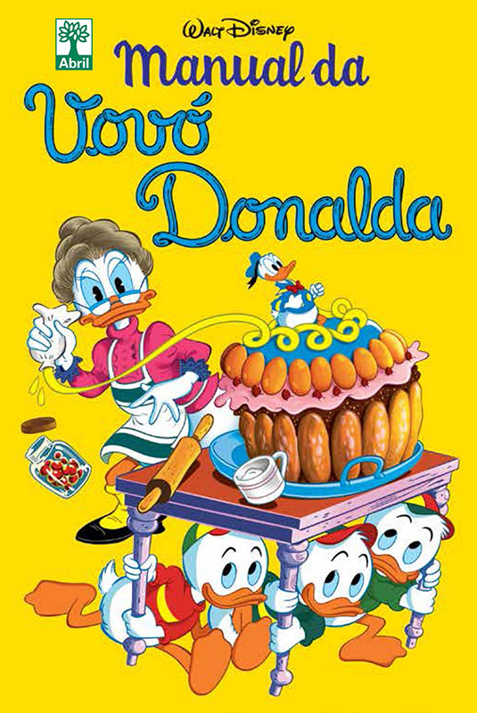 Manual da Vovó Donalda