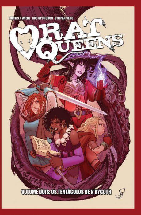 Rat Queens – Volume 2 – Os Tentáculos de N'Rygoth
