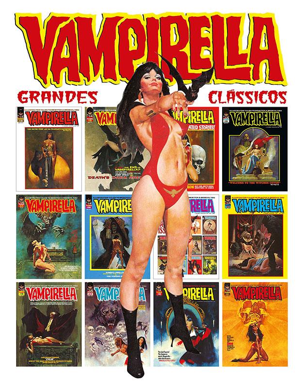 Vampirella – Grandes Clássicos