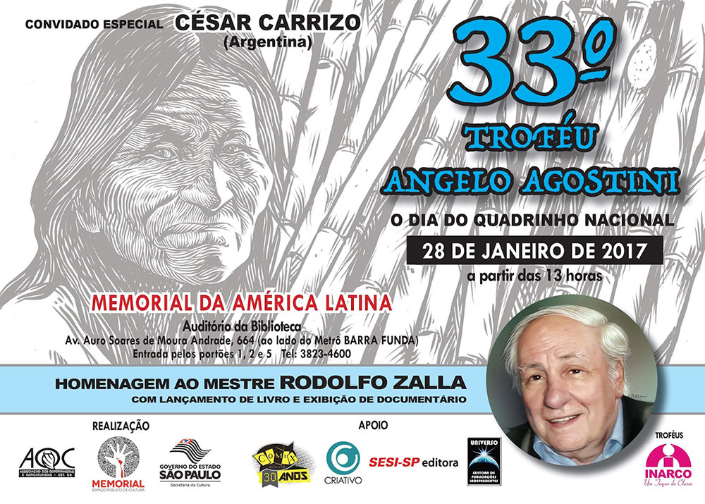 33° Troféu Angelo Agostini