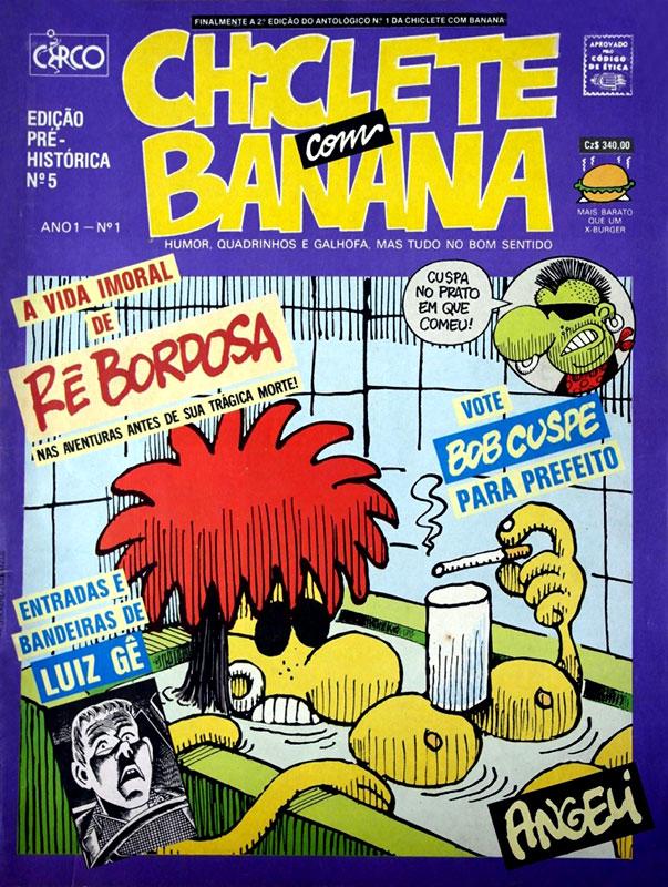 Chiclete com Banana # 1
