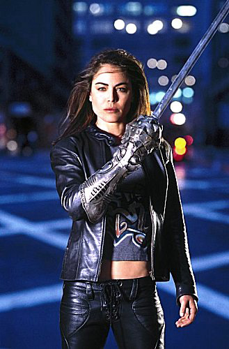 Yancy Butler como Witchblade