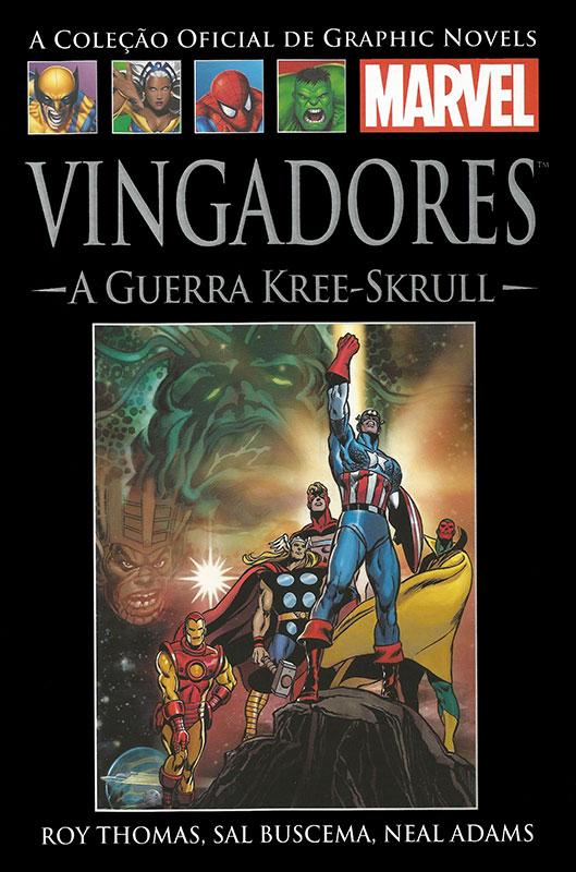 Vingadores – A Guerra Kree-Skrull