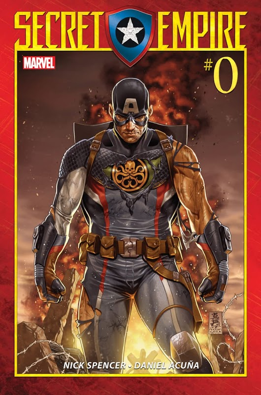 Secret Empire # 0