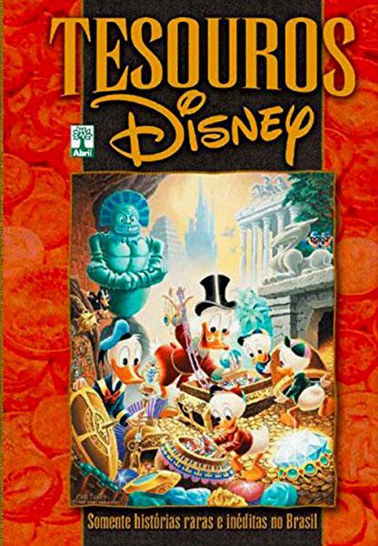 Tesouros Disney