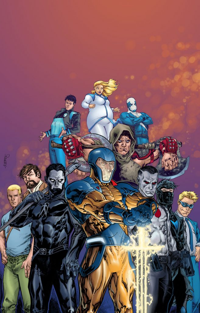 Heróis Valiant