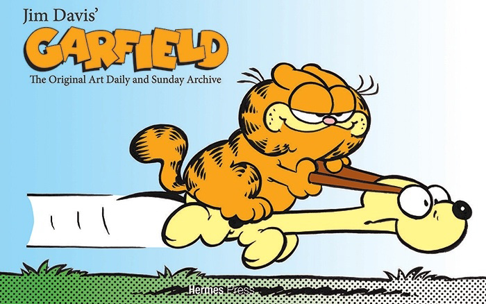 Jim Davis' Garfield - The Original Daily and Sunday Art Archive - versão normal