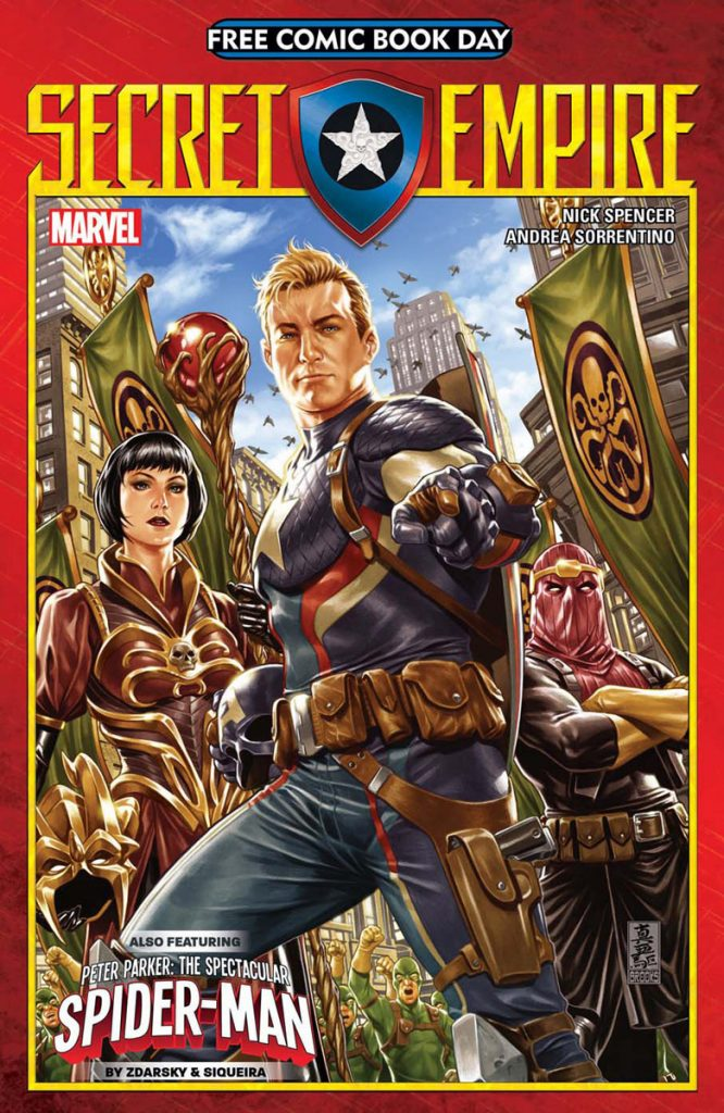 Free Comic Book Day 2017 - Secret Empire