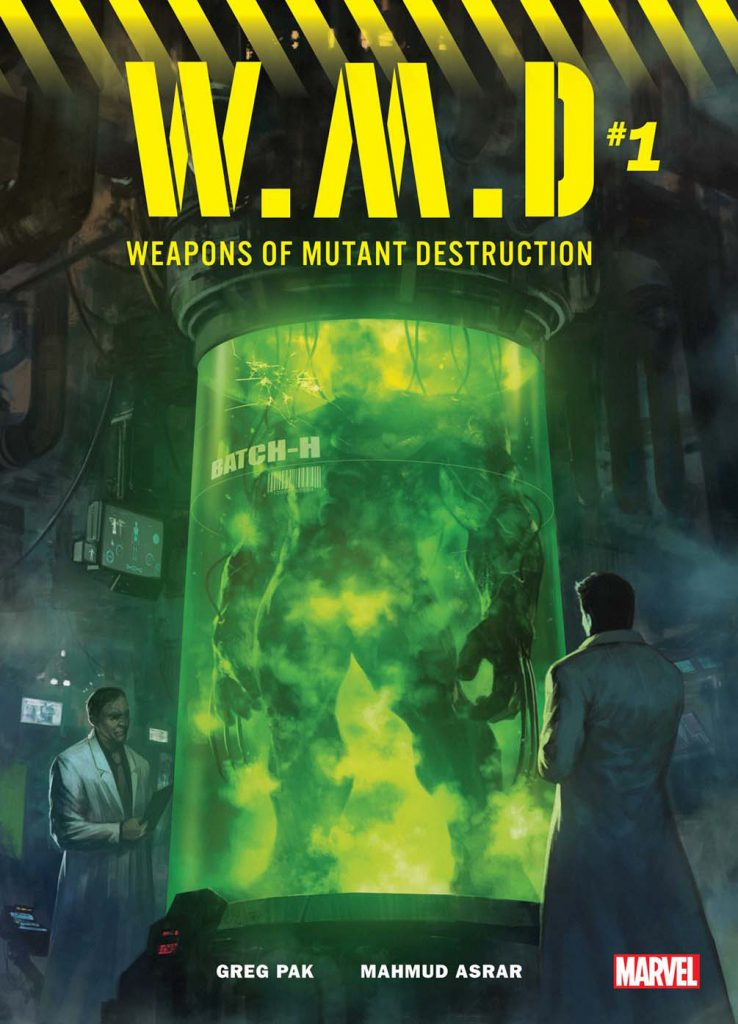 W.M.D. #1