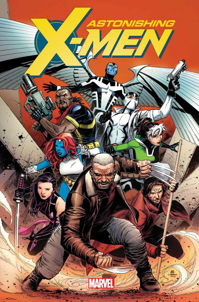 Astonishing X-Men # 1