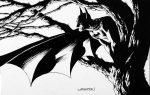 Batman, arte de Bernie Wrightson