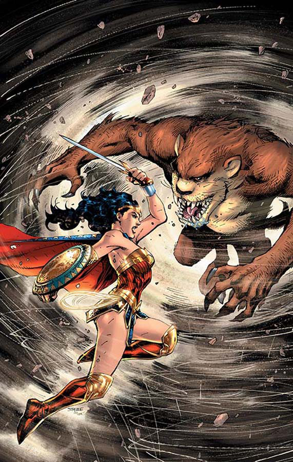 Wonder Woman/Tasmanian Devil Special # 1