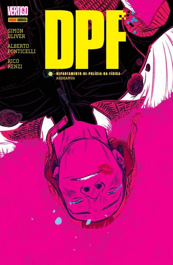 DFP – Departamento de Polícia da Física Volume 3