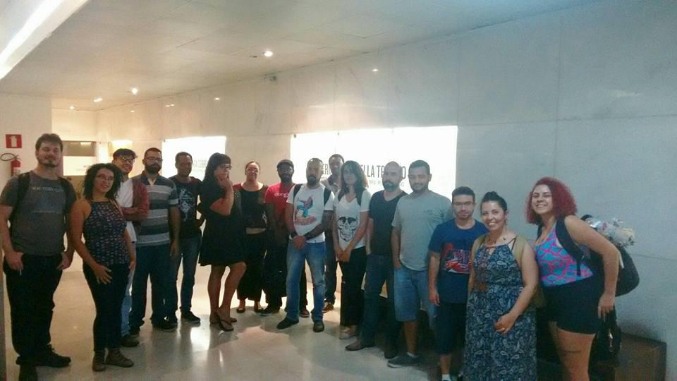 Grupo de artistas de Belo Horizonte se reúnem para debater futuro do FIQ