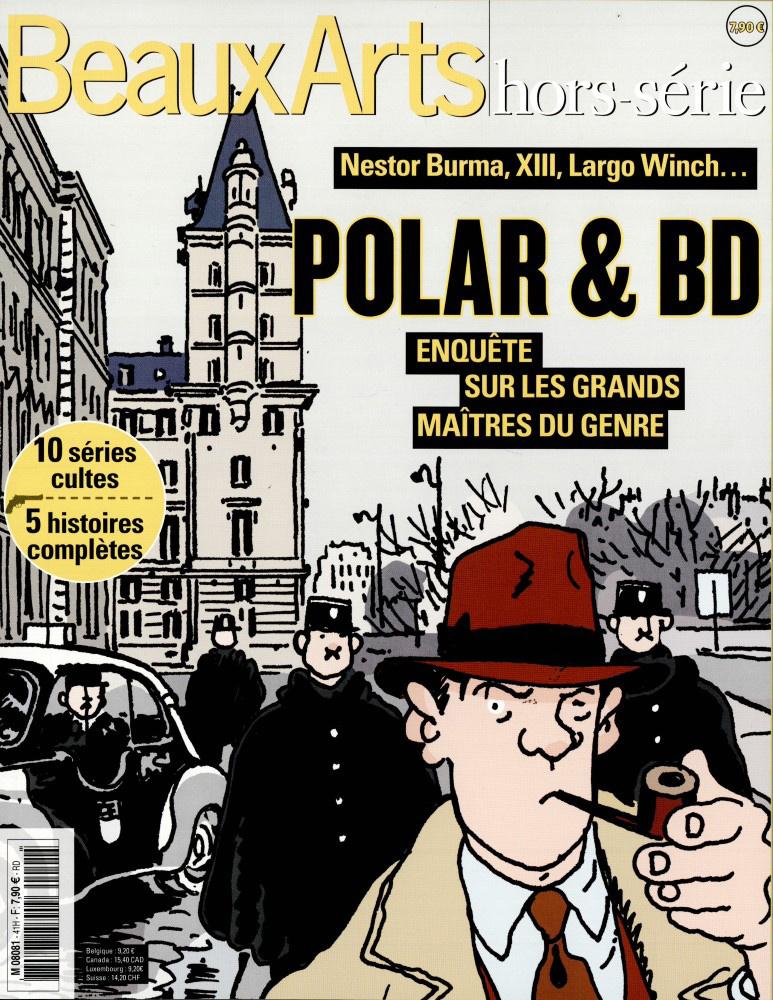 Beaux Arts - hors-série - Polar et BD