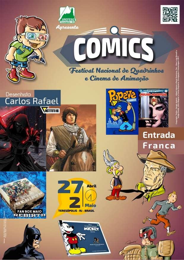 Festival Nacional de Quadrinhos e Cinema de Animação