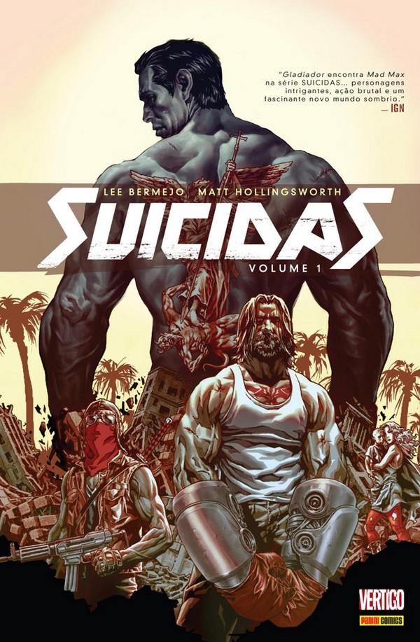 Suicidas - Volume 1