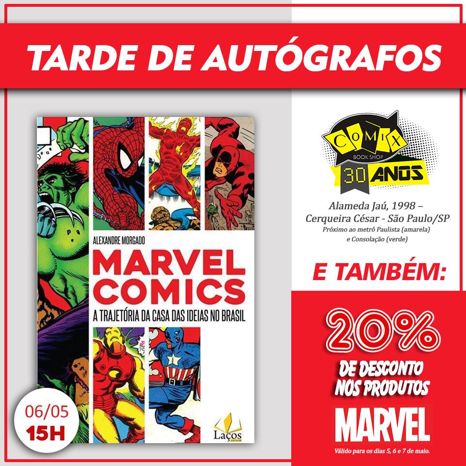 Marvel Comics – A trajetória da Casa de Ideias no Brasil