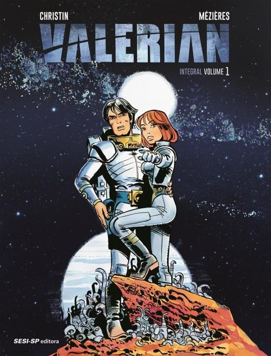 Valerian Integral - Volume 1