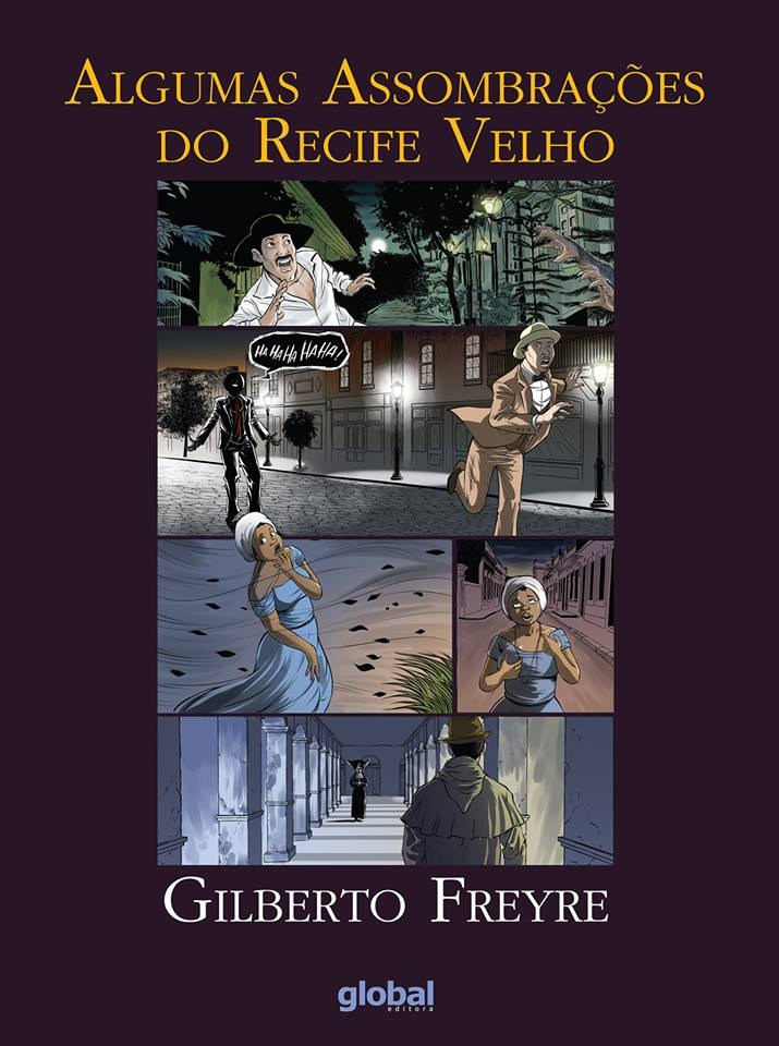 Algumas assombrações do Recife Velho