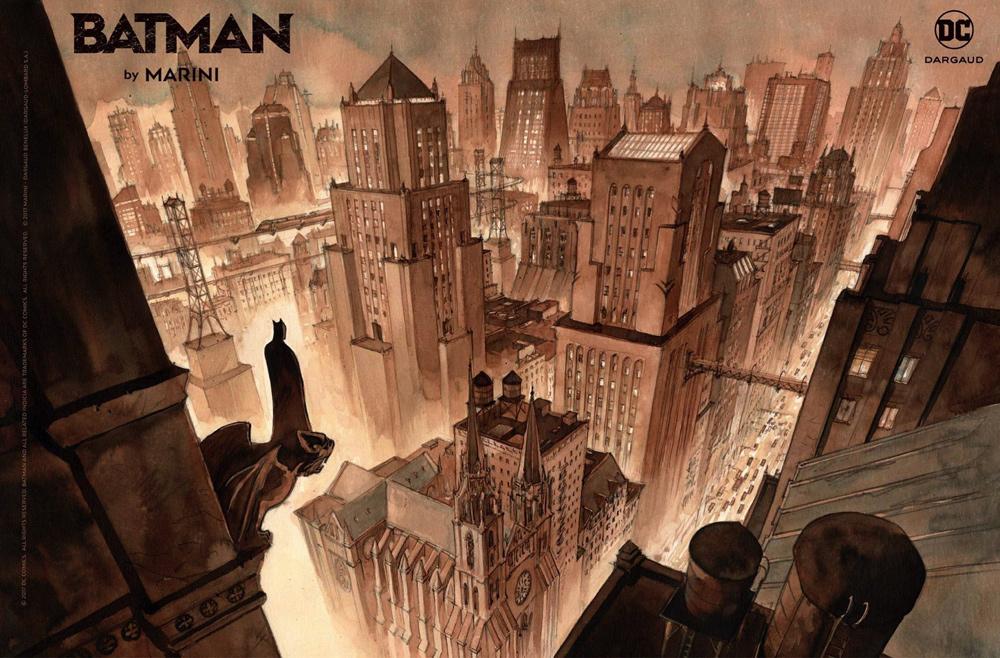 Batman de Enrico Marini