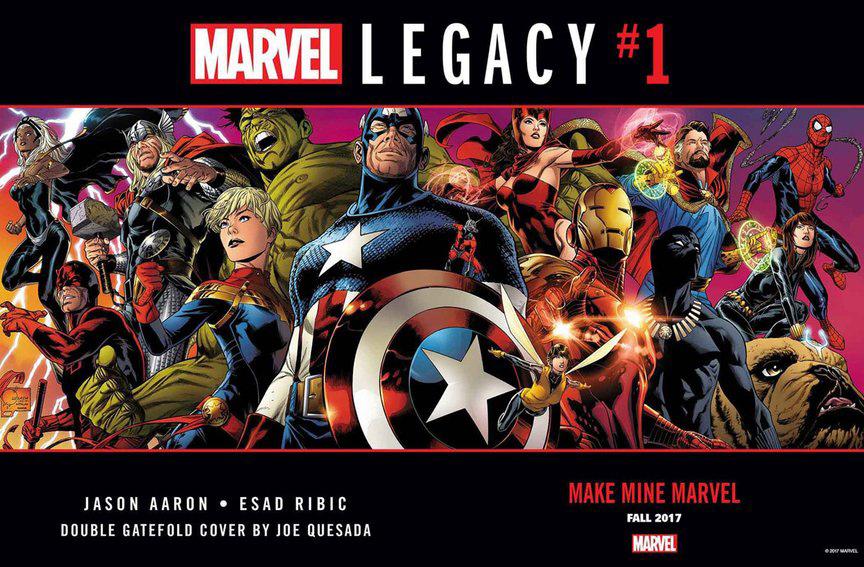 Marvel Legacy # 1