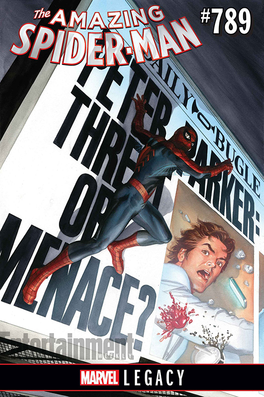 The Amazing Spider-Man # 789