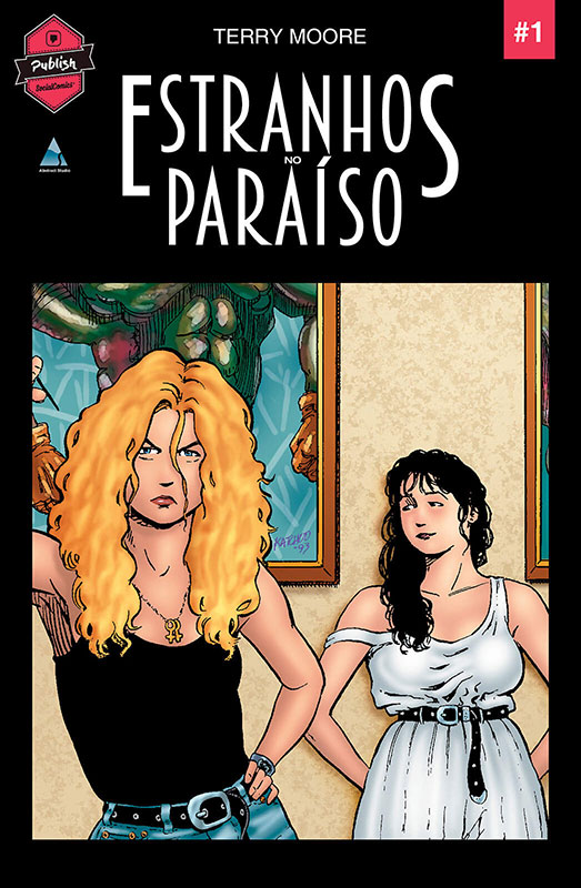 Estranhos no Paraíso # 1