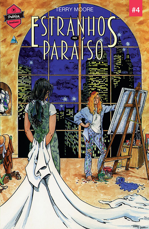 Estranhos no Paraíso # 4