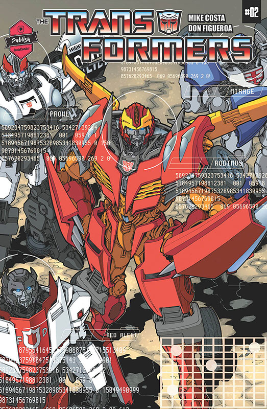 The Transformers # 2
