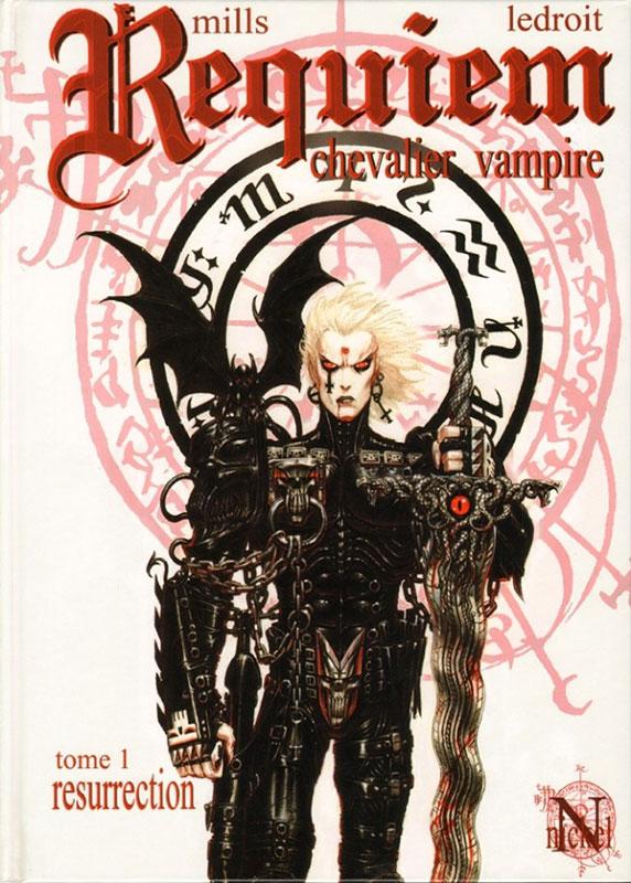 Requiem - Chevalier Vampire