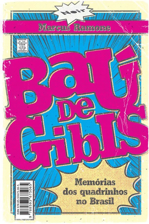 Baú de Gibis – Memórias dos quadrinhos no Brasil