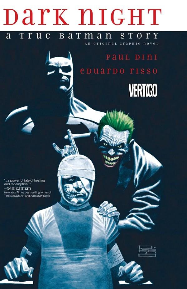 Dark Knight – A True Batman Story
