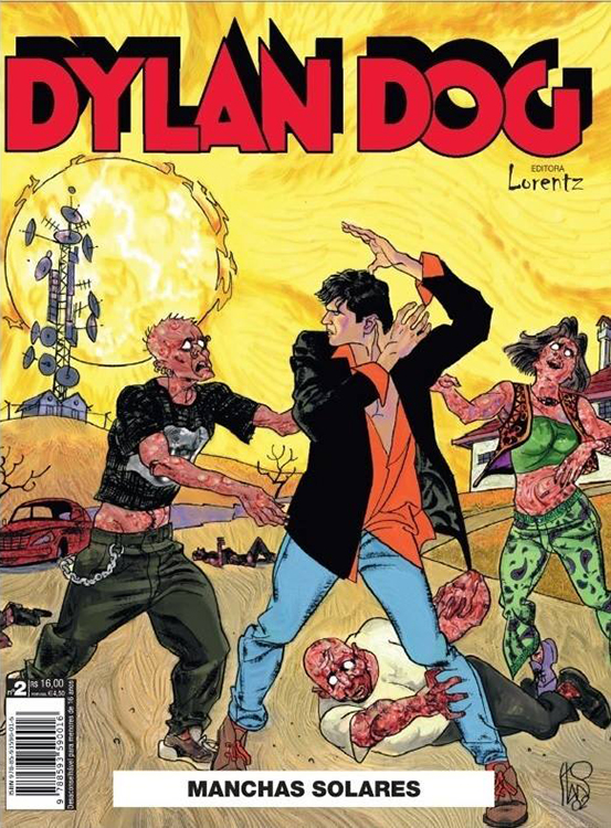 Dylan Dog # 2
