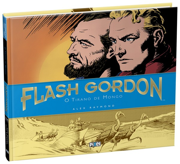 Flash Gordon: O Tirano de Mongo