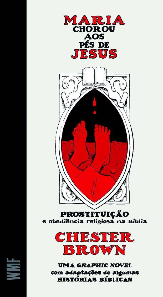 Maria Chorou aos Pés de Jesus
