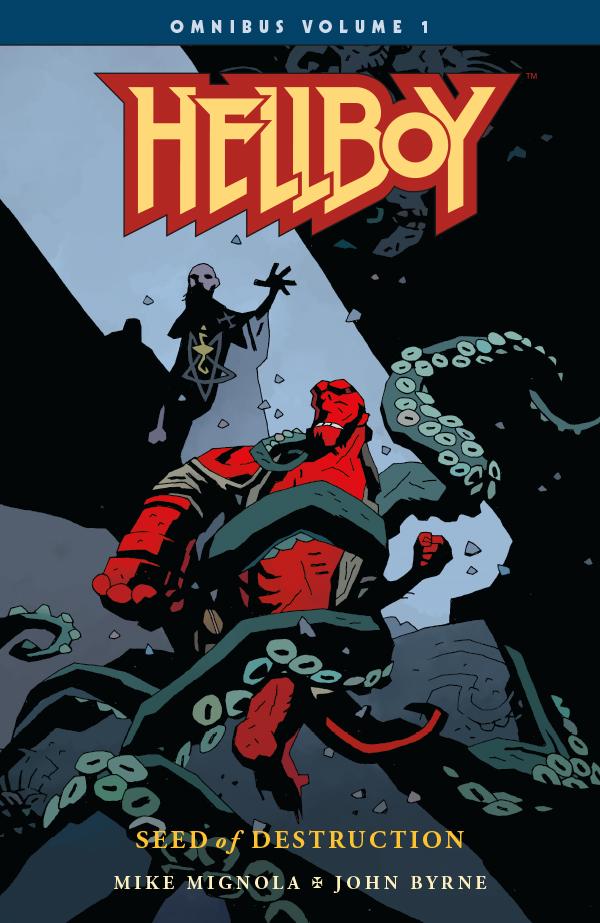 Hellboy Omnibus Volume 1