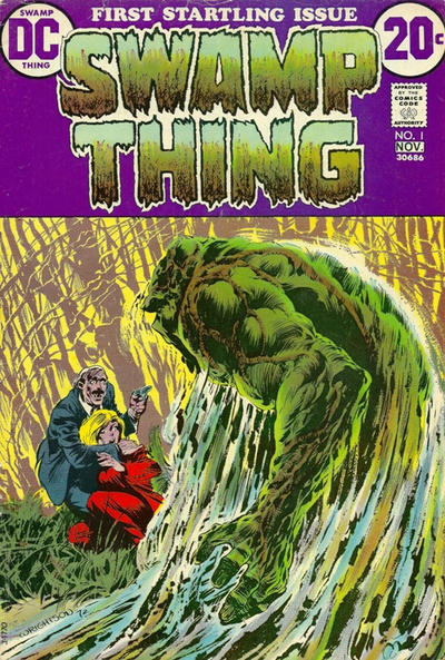 Swamp Thing # 1