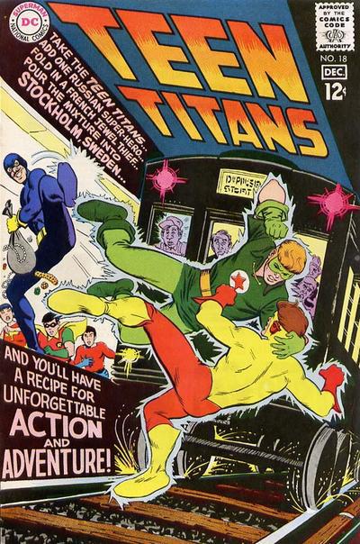 Teen Titans # 18