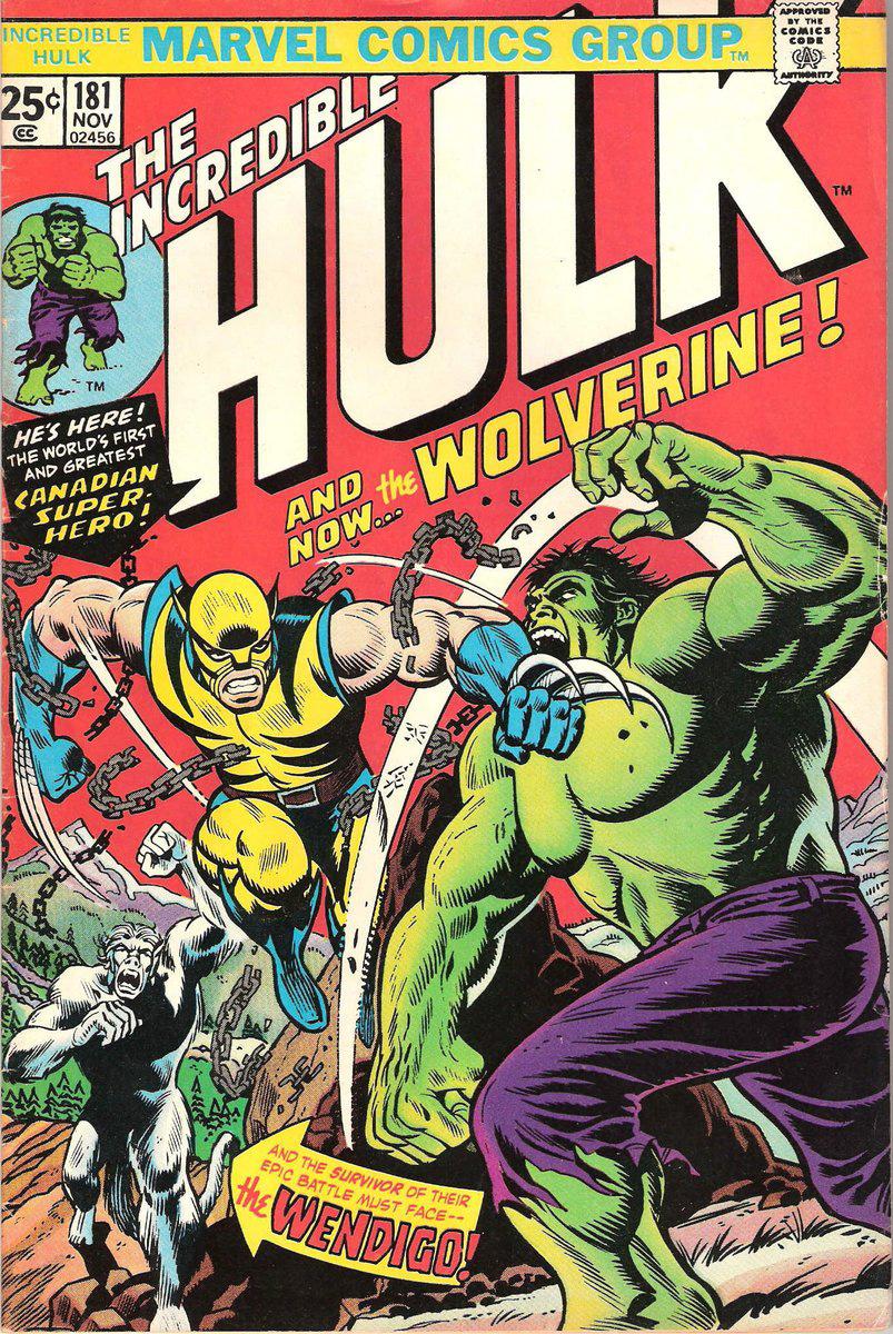 The Incredible Hulk # 181