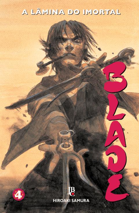 Blade – A lâmina do imortal # 4